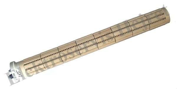 Ohrevné teleso keramické 2400W 8 článkov 450mm